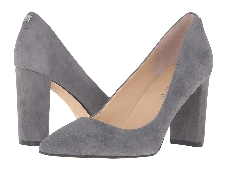 Ivanka Trump Katie (New Deep Grey/Kid Suede) High Heels