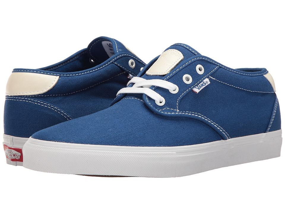 Vans Chima Estate Pro (True Blue/White) Men