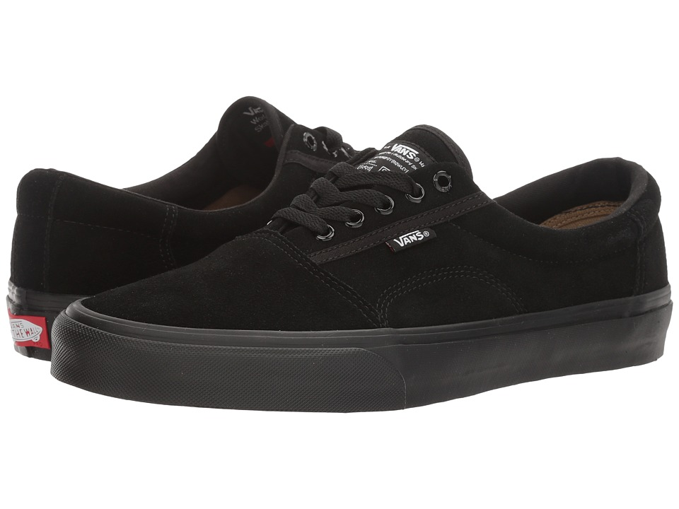 Vans Rowley [Solos] (Black/Black/Black) Men