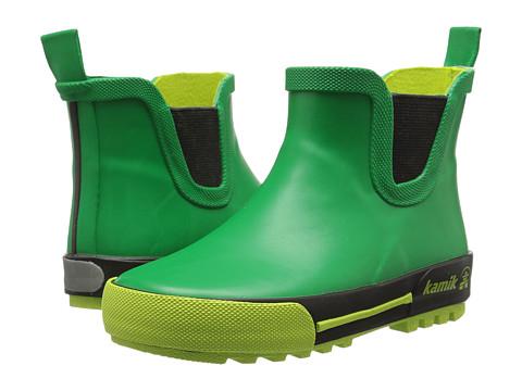 Kamik Kids Rainplaylo (Toddler) - Green