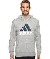 adidas - Essentials Linear Pullover Hoodie French Terry