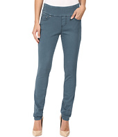 Jag Jeans - Nora Pull-On Skinny Freedom Colored Knit Denim in Opal