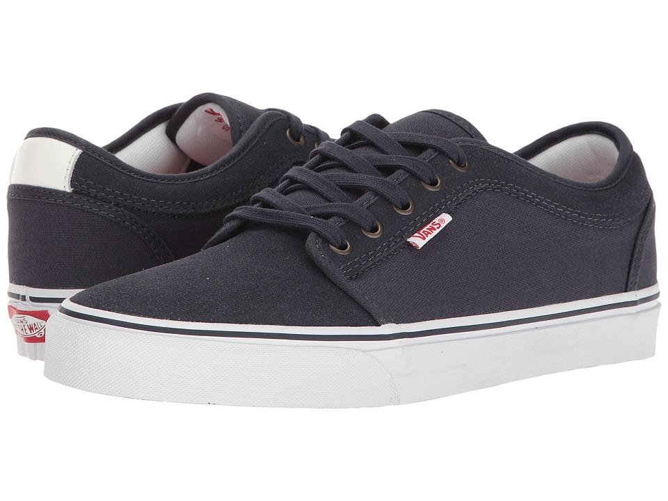 Vans - Chukka Low (Parisian Night/White/Red) Mens Skate Shoes