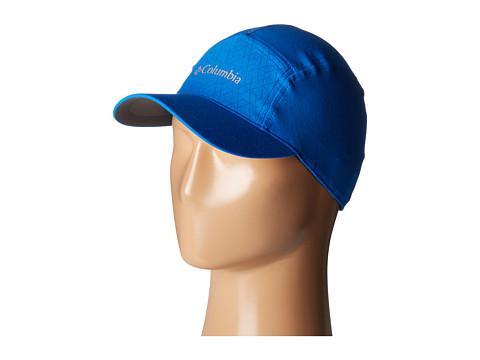 Columbia Trail Flash Running Hat - Super Blue