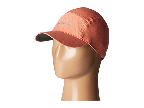 Columbia Trail Flash Running Hat - Lychee