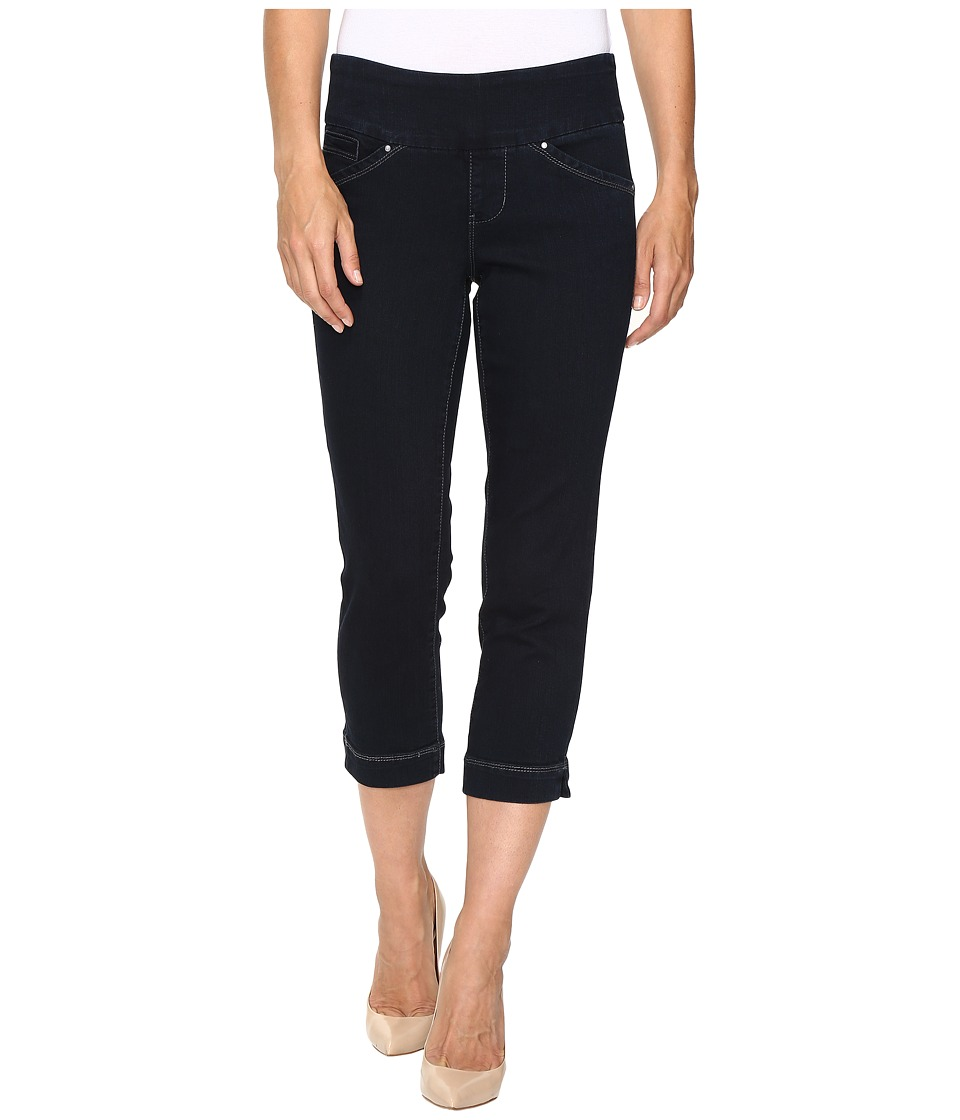 Jag Jeans Marion Pull-On Crop Comfort Denim in After Midnight (After Midnight) Women