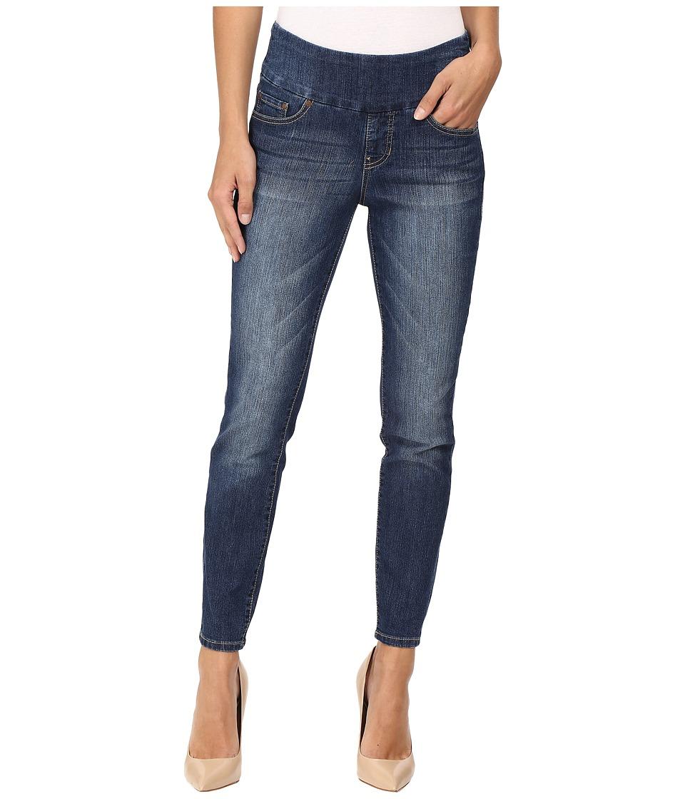 Jag Jeans Amelia Pull-On Slim Ankle Comfort Denim in Durango Wash (Durango Wash) Women