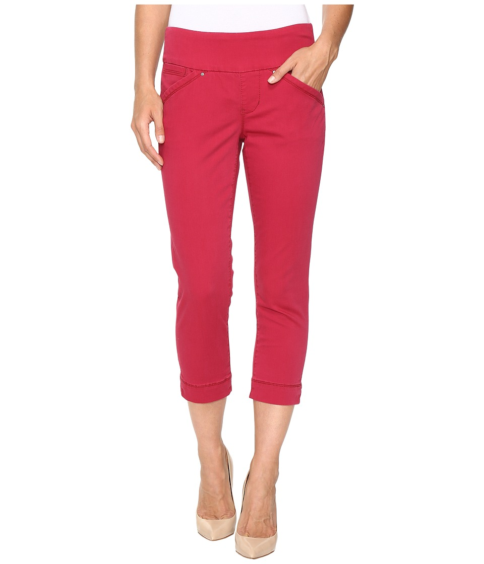 Jag Jeans Marion Crop in Bay Twill (Winter Berry) Women