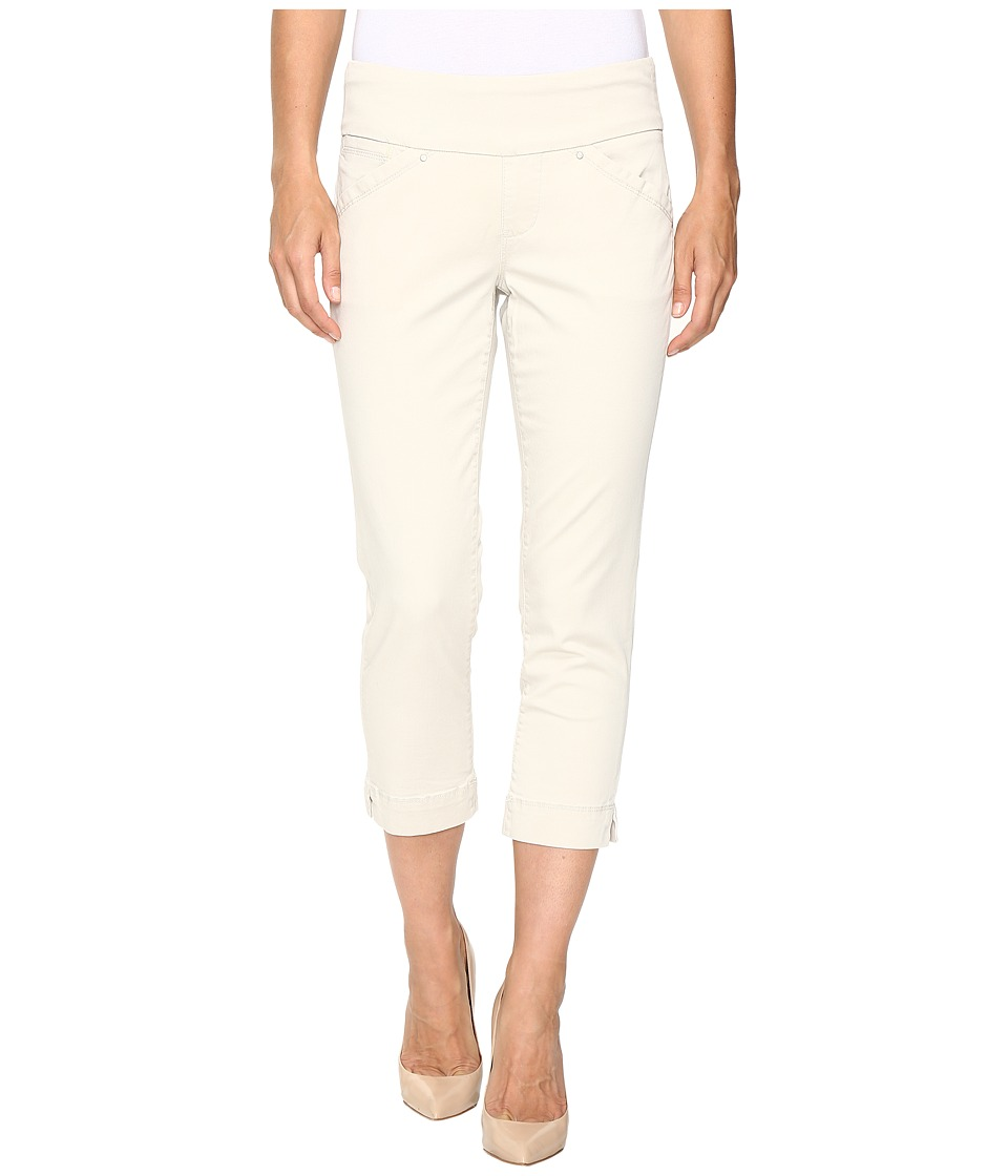 Jag Jeans Marion Crop in Bay Twill (Stone) Women
