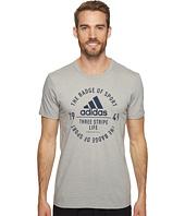 adidas - 3-Stripes Emblem Tee
