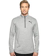 PUMA - Tech Fleece 1/4 Zip Top