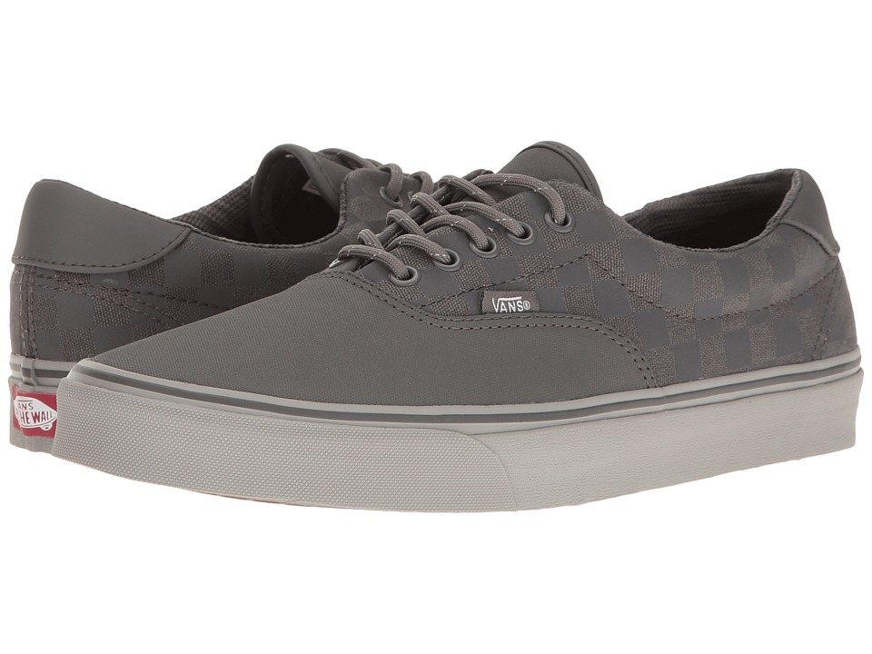 Vans Era 59 DX ((Transit Line) Pewter/Reflective) Skate Shoes