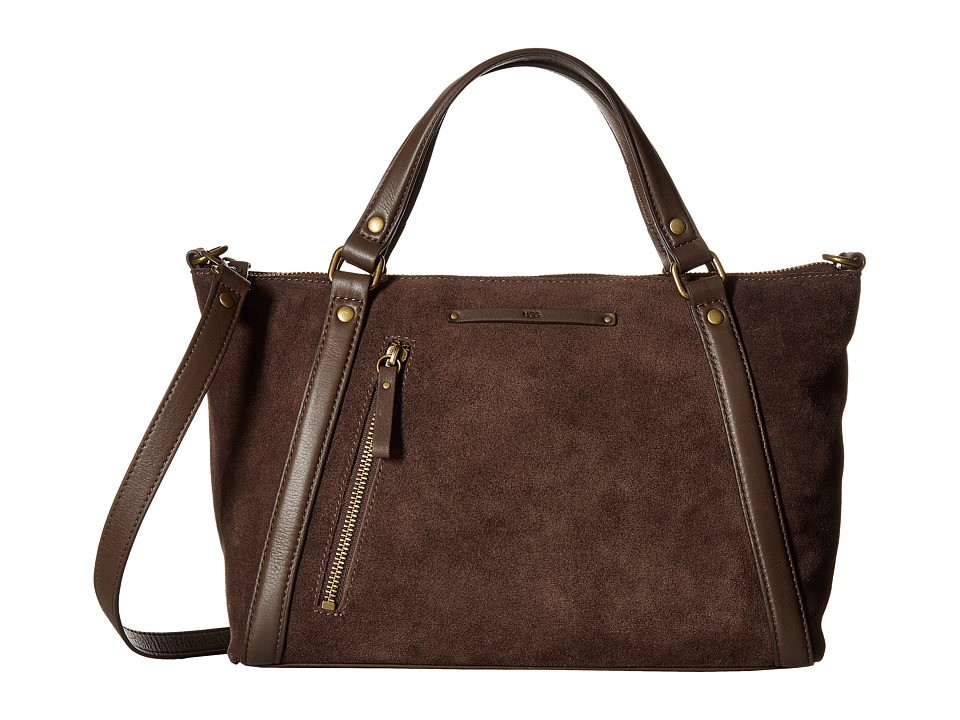 UGG - Jenna Satchel (Chocolate) Satchel Handbags