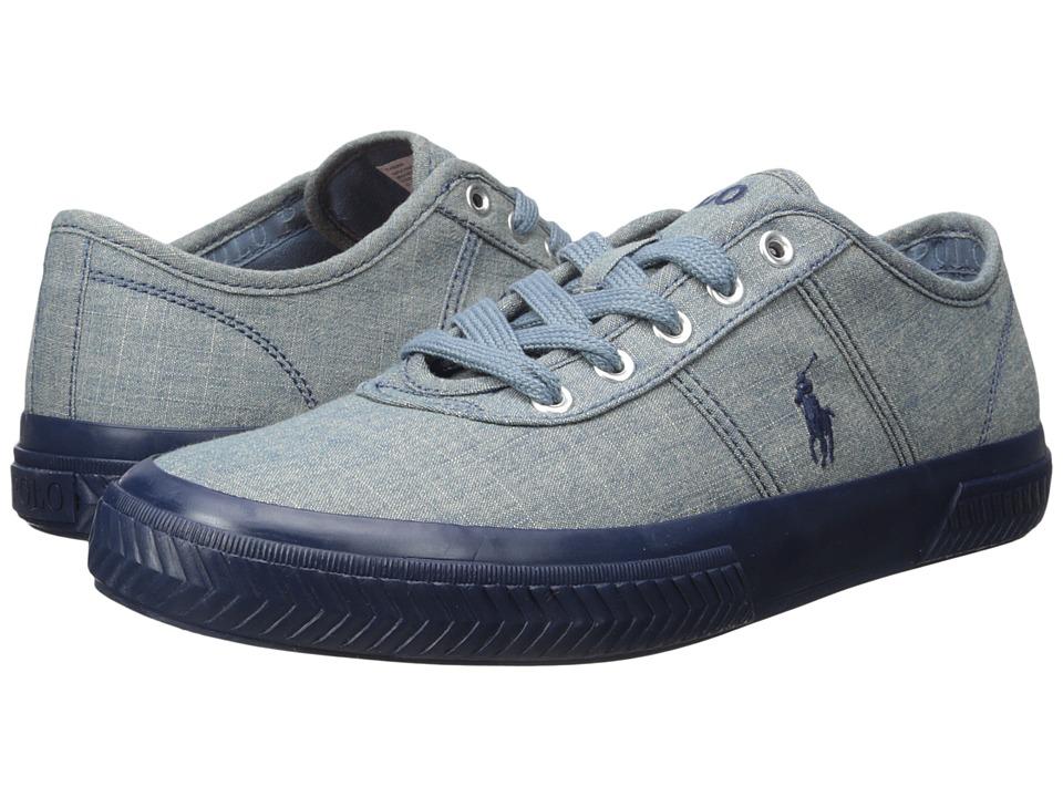 Ralph Lauren Tyrian (Vintage Blue) Men's Shoes