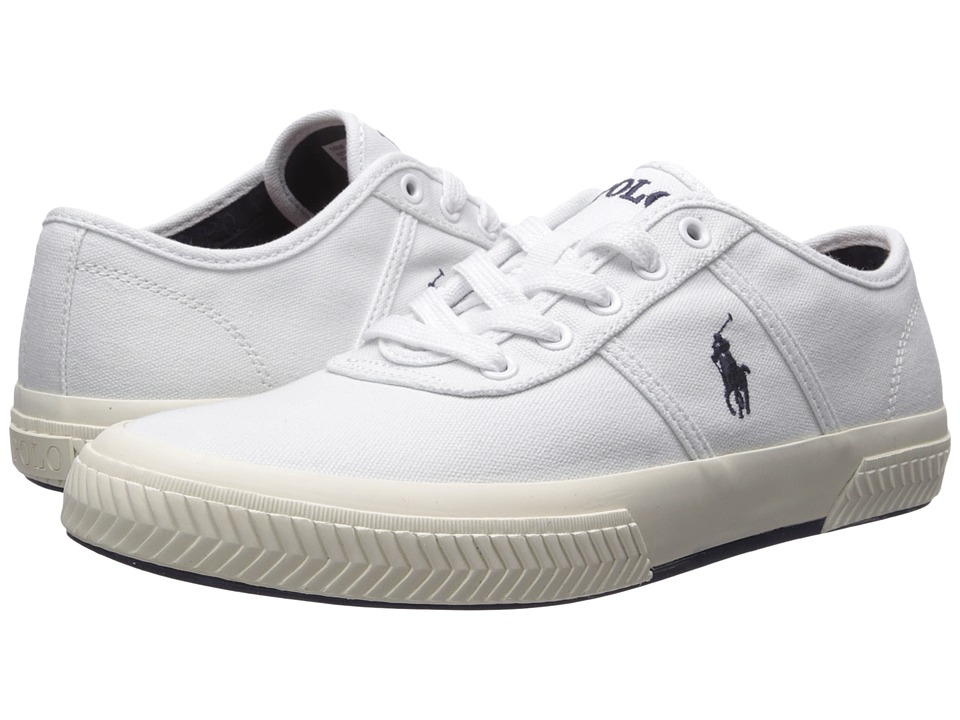 Polo Ralph Lauren Tyrian (Pure White) Men