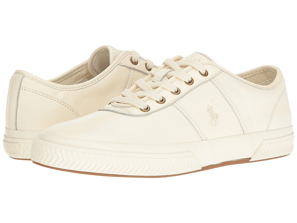 Ralph Lauren Tyrian (Artist Cream) Men's Shoes
