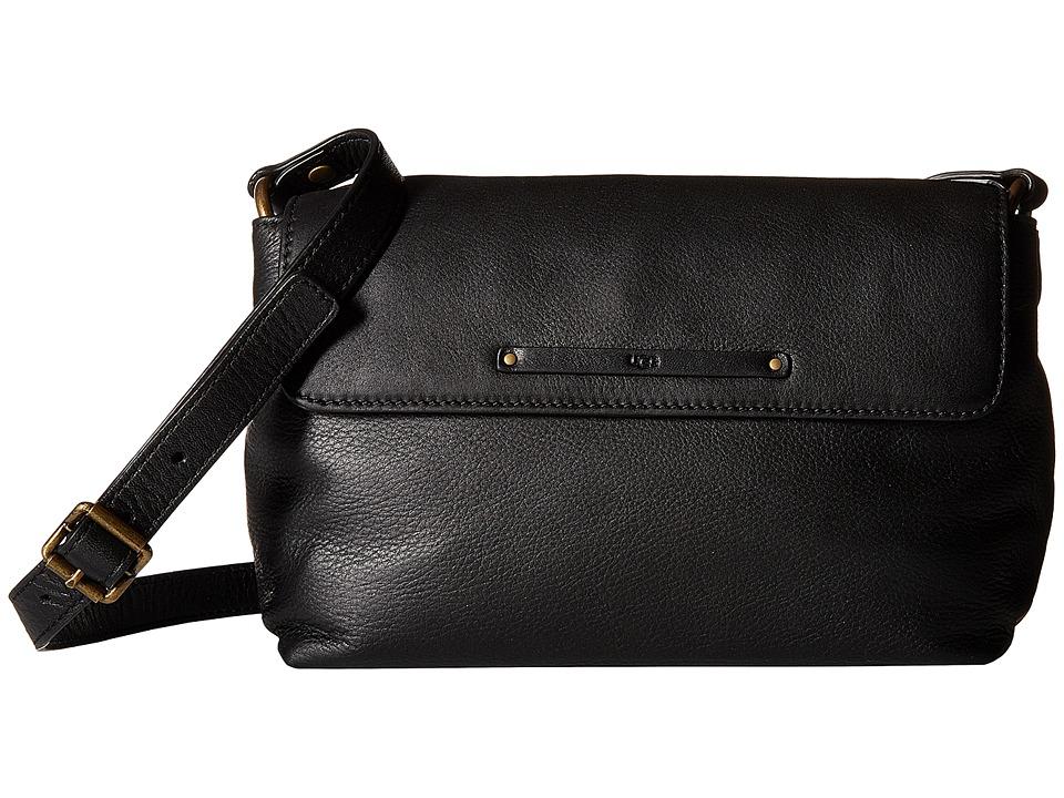 UGG - Jenna Crossbody (Black) Cross Body Handbags
