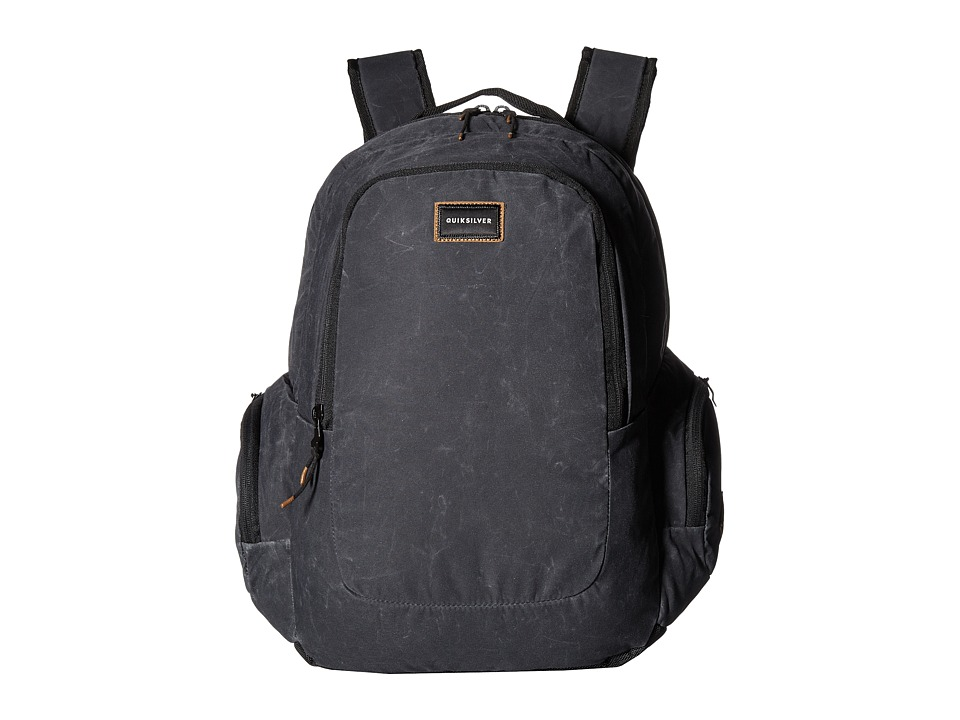 Quiksilver Schoolie (Oldy Black) Backpack Bags