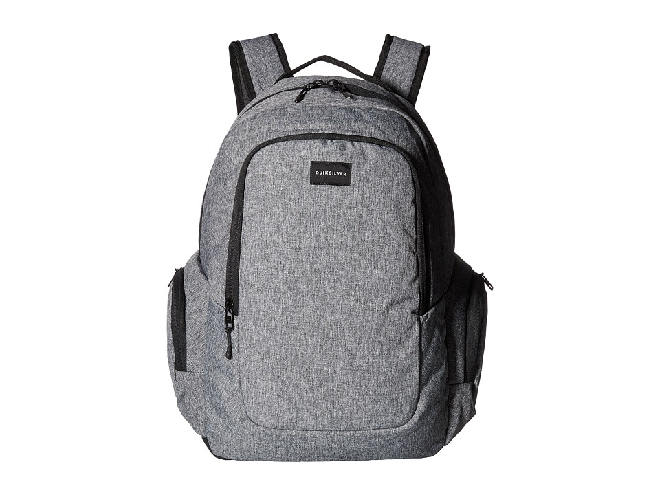 Quiksilver Schoolie (Light Grey Heather) Backpack Bags