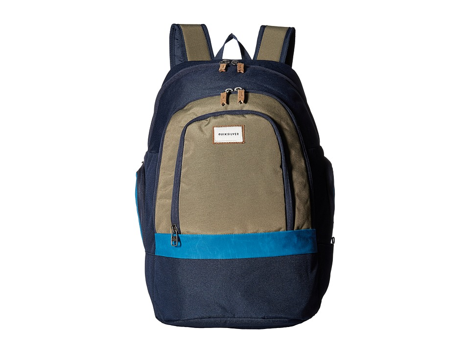 Quiksilver 1969 Special (Four Leaf Clover) Backpack Bags