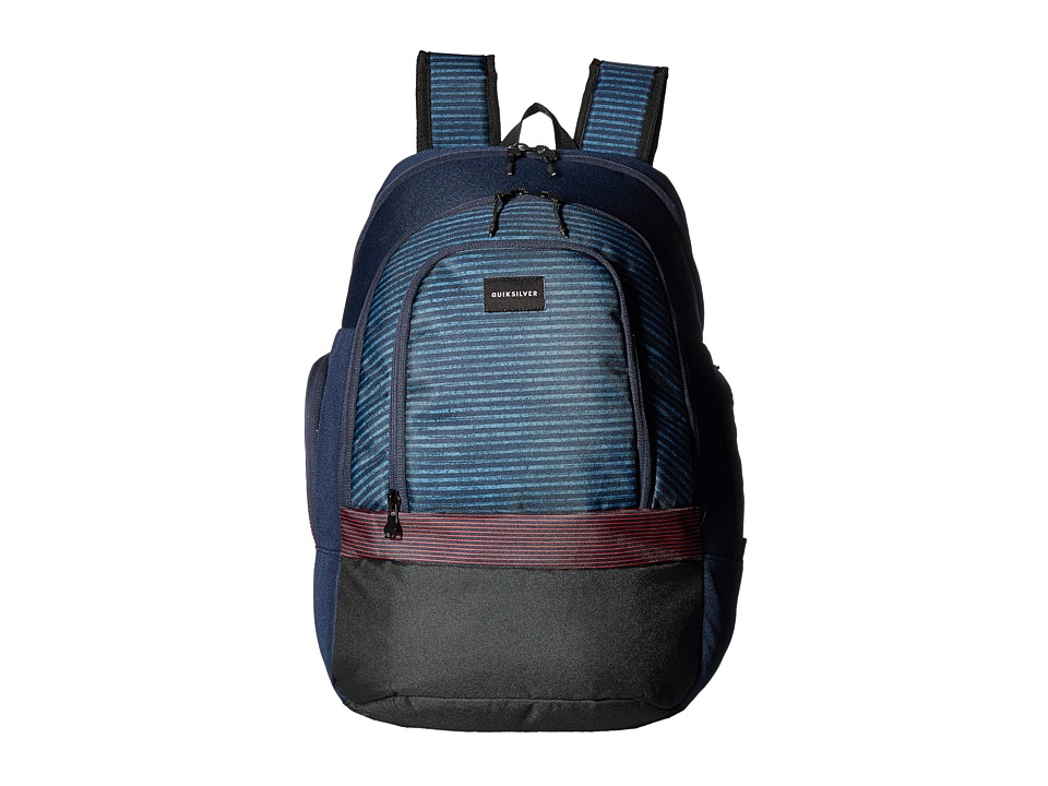 Quiksilver 1969 Special (Quik Red Stripes) Backpack Bags