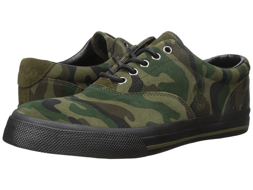 Polo Ralph Lauren Vaughn (Olive Camo) Men
