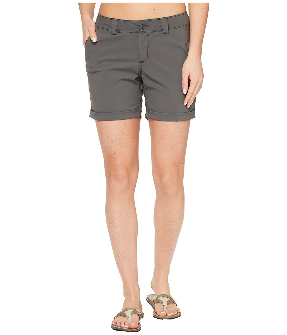 Outdoor Research Equinox Metro Shorts (Charcoal) Women's ...