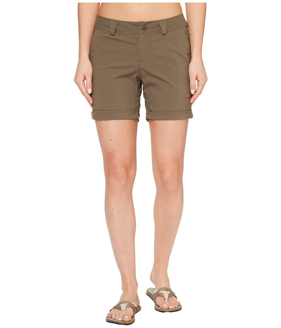 Outdoor Research Equinox Metro Shorts (Mushroom) Women's ...