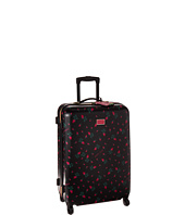 Betsey Johnson - Betsey Budz Large Roller Luggage