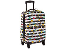 Betsey Johnson - Emoji 3 Small Carry-On Luggage