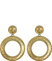 House of Harlow 1960 - The Titaness Hammered Statement Earrings