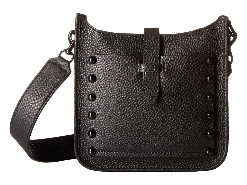 Rebecca Minkoff - Mini Unlined Feed Bag (Black) Bags