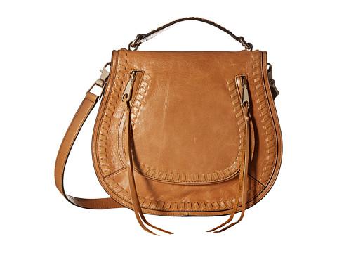 Rebecca Minkoff Vanity Saddle Bag - Cuoio