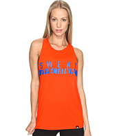 adidas - Sweat Expectations Racerback Tank Top
