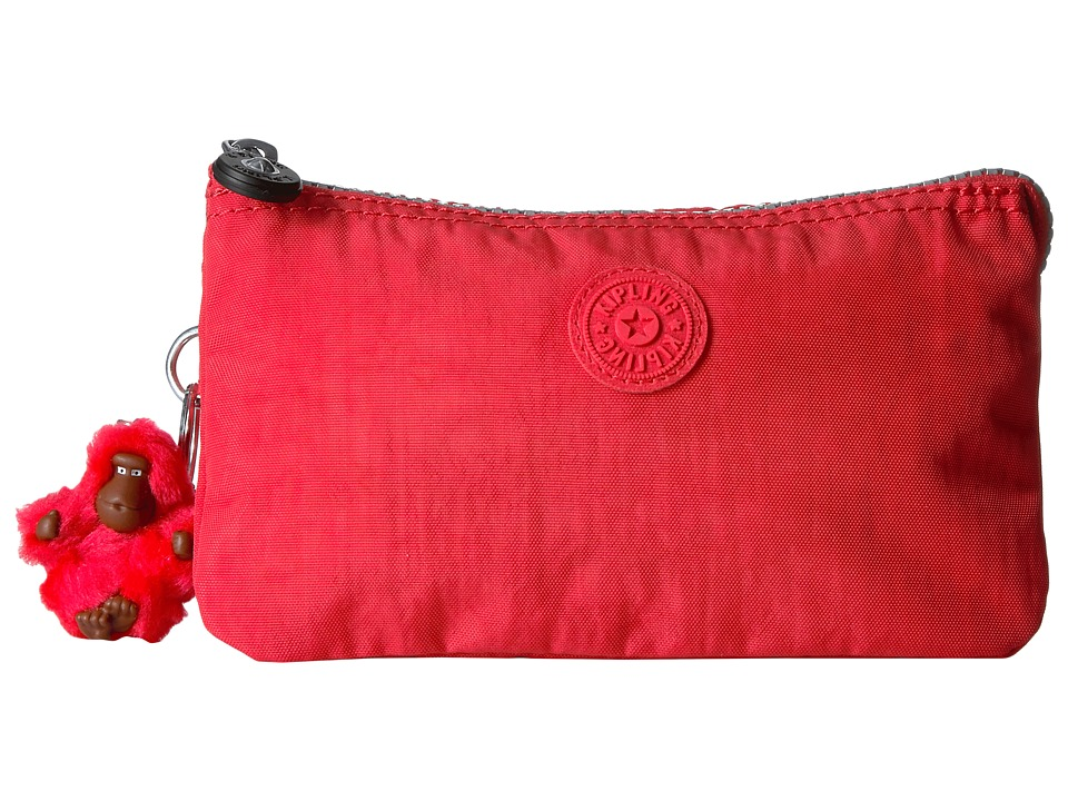 Kipling - Creativity Large (Tomato Red) Bags