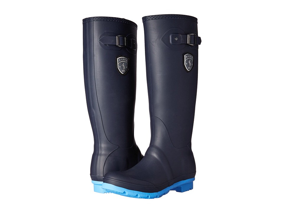 Kamik - Jennifer (Navy/Blue) Womens Rain Boots