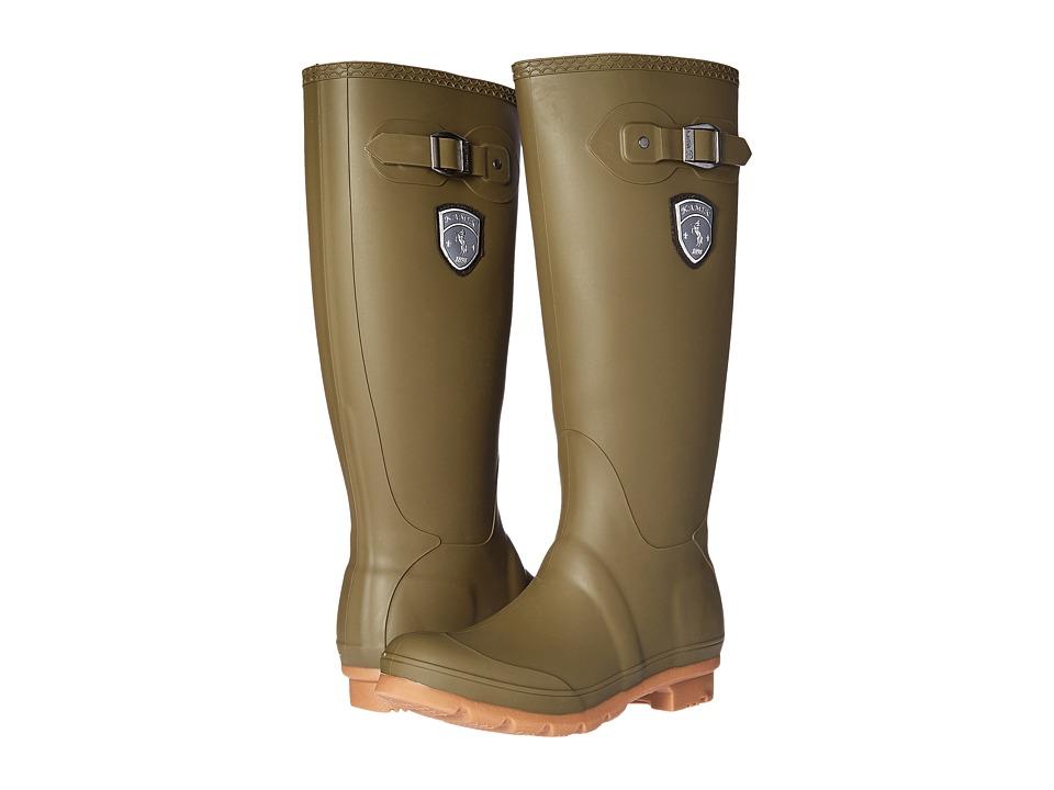 Kamik Jennifer (Olive/Gum) Women's Rain Boots