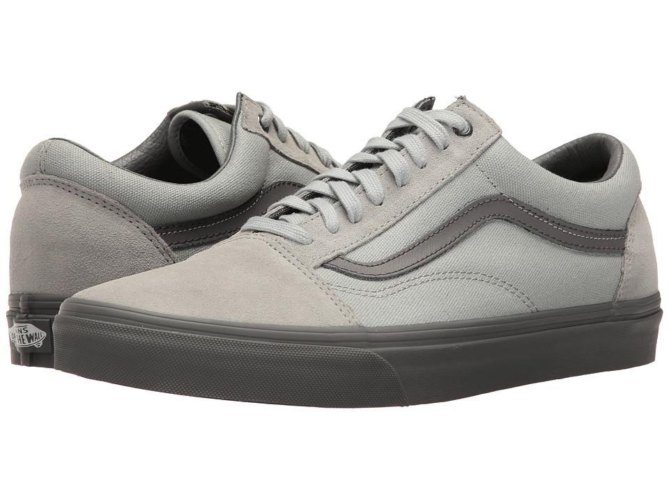 Vans - Old Skool ((C&D) High-Rise/Pewter) Skate Shoes