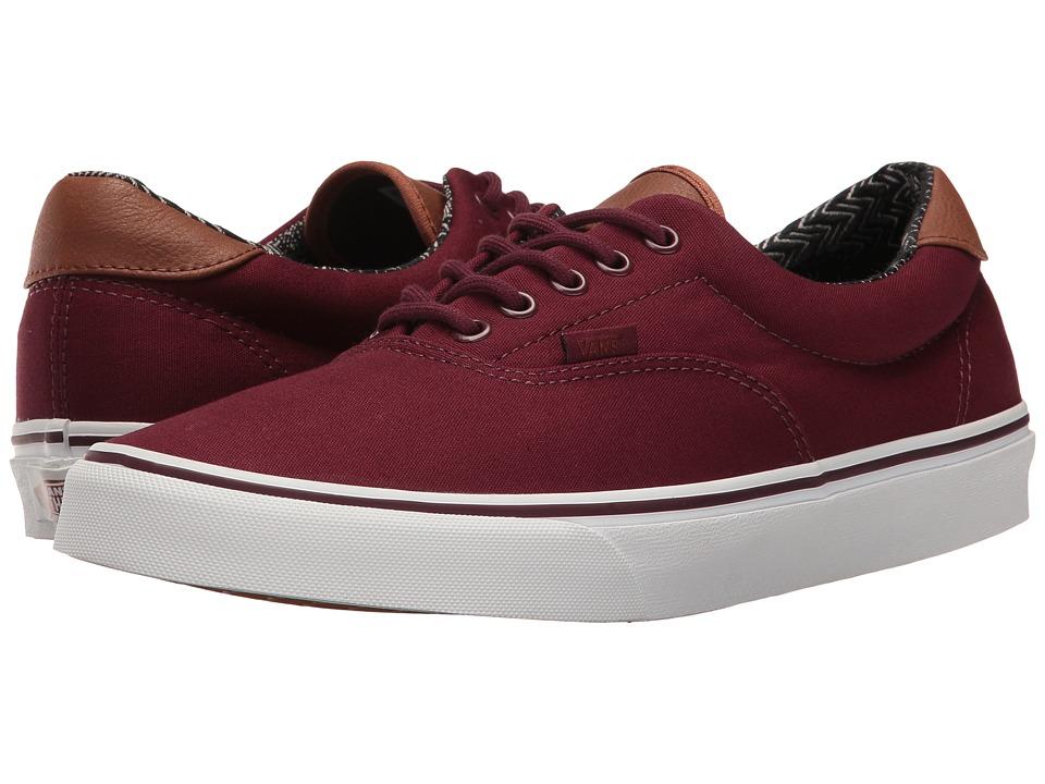 Vans - Era 59 ((C&L) Port Royale/Material Mix) Skate Shoes