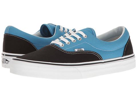 Vans Era™ - (Canvas) Black/Cendre Blue
