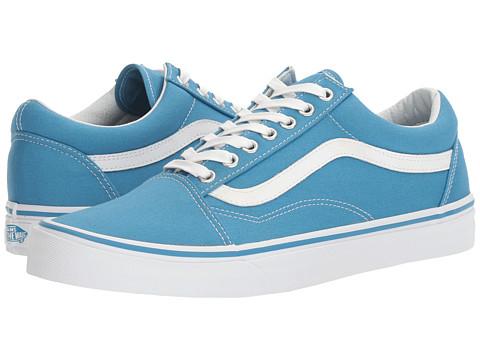 Vans Old Skool™ - (Canvas) Cendre Blue/True White