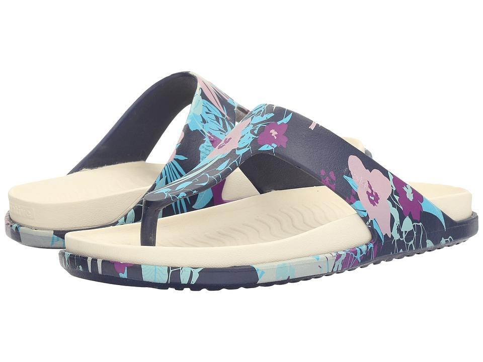Native Shoes Turner LX (Regatta Blue/Bone White/Bouquet) Sandals