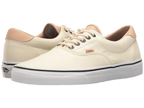 Vans Era 59 - (Veggie Tan) Classic White/True White