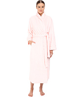 Oscar de la Renta - Embossed Plush Long Robe