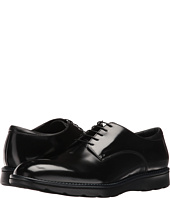 Z Zegna - Hybrid Brushed Calf Derby