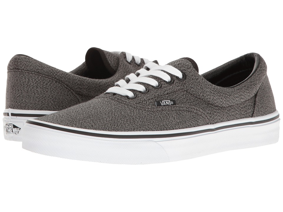 Vans Eratm ((Suiting) Black/True White) Skate Shoes