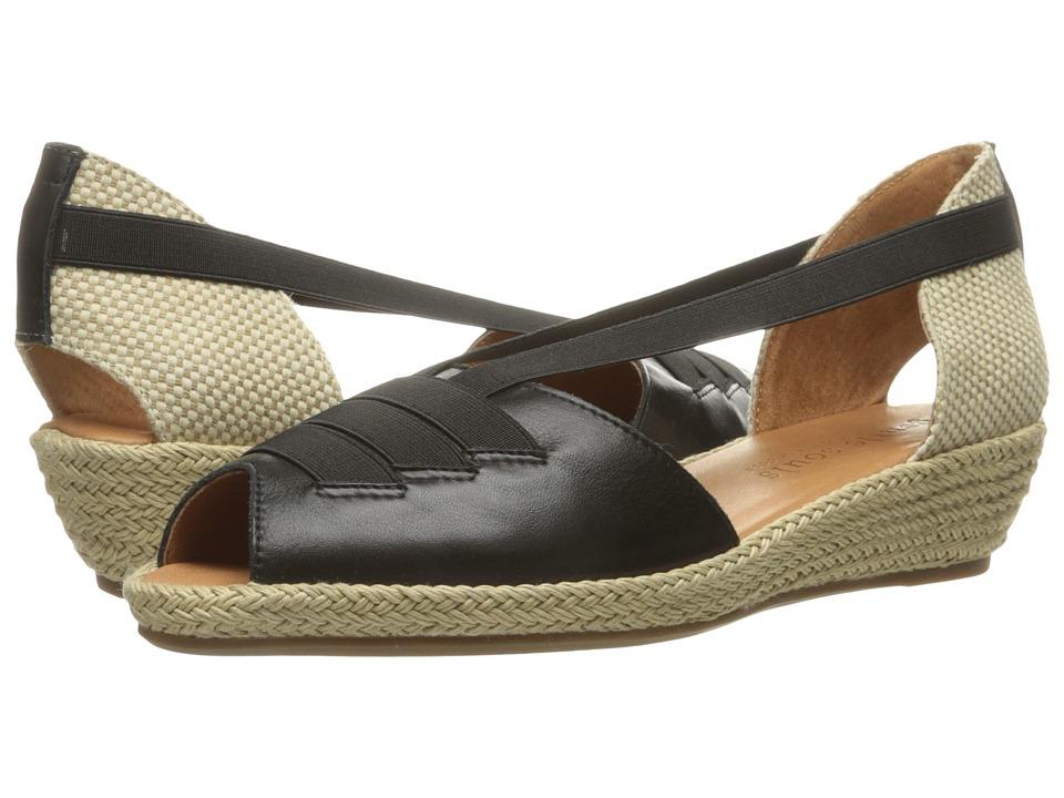 Gentle Souls Luci (Black) Women's  Shoes