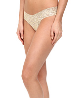 Hanky Panky - Golden Leopard Low Rise Thong