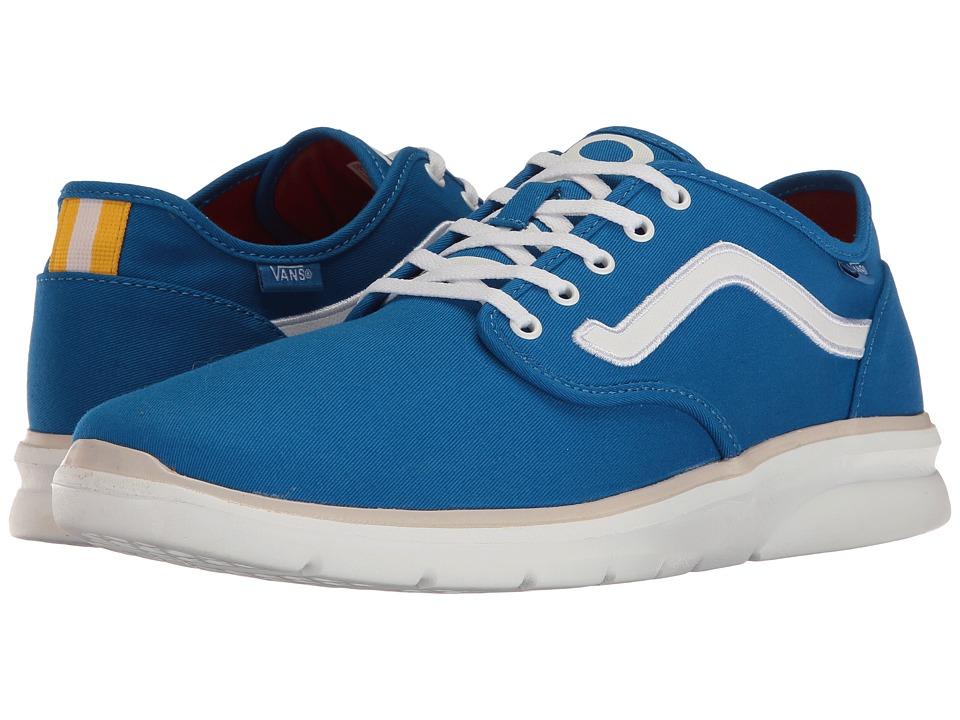 Vans Iso 2 ((1966) Blue/True White) Skate Shoes