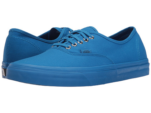 Vans Authentic™ - (Primary Mono) Imperial Blue/Silver